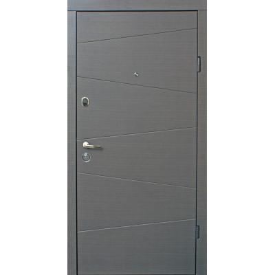 Двери Qdoors (Эталон) Нео венге серый горизонт