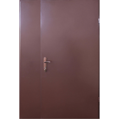 Двери Форт Техническая 1200 метал/метал (Улица)