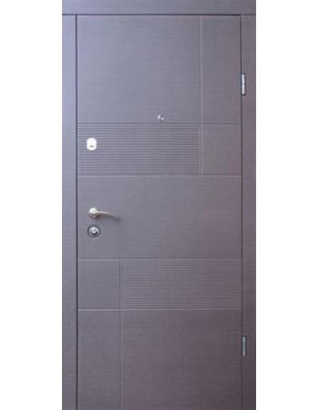 Двери Qdoors Калифорния (Эталон) венге серый горизонт