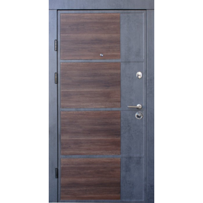 Двери Qdoors (Премиум) Бостон - М (Квартира)