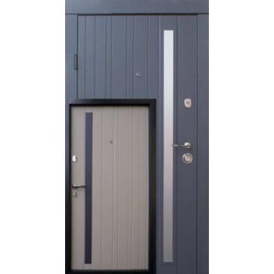 Двери Qdoors (Премиум) Браш Al (Квартира)