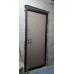 Двери Qdoors (Премиум) - Роял смоки софт / Латте (Квартира)