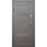 Двері Дельта з притвором (Redfort) серія Оптима