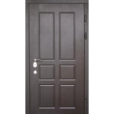 Двери Домино Элит (3 контура) улица / квартира