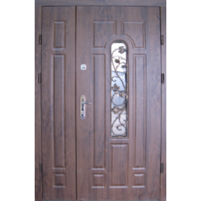 Двері полуторні Арка з куванням