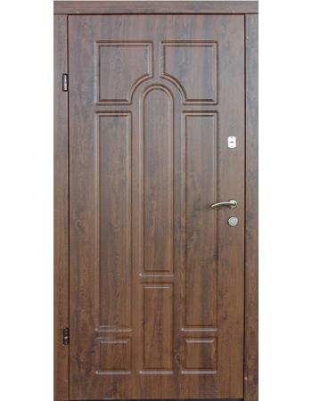 Двери Арка Улица (две трубы)