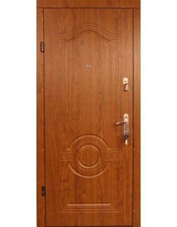 Двери Redfort Лондон, золотой дуб, серия Эконом