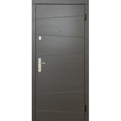 Двері Redfort Міда квартира Сірий еко каштан