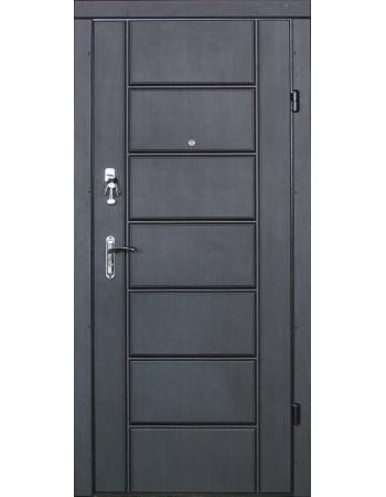 Вхідні двері Redfort Канзас серія Економ
