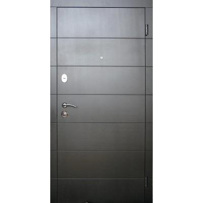 Двери Елегант Стандарт Плюс (гнутый профиль)