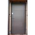 Двері Каліфорнія з притвором (Redfort) оптима