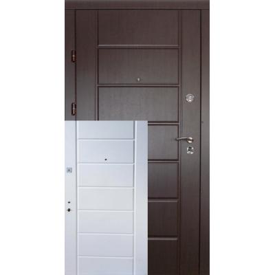 Двери Канзас Квартира два цвета