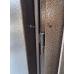 Двері полуторні метал/метал Мідний антик вулиця