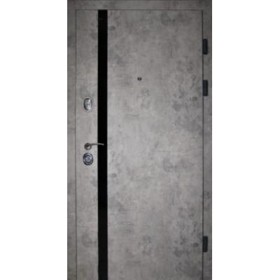 Двері Лофт серії Еліт 3 контури
