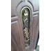Двері Арка вулиця з ковкою (Стандарт плюс)