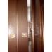 Двери Рассвет улица Стандарт плюс (гнутый профиль)