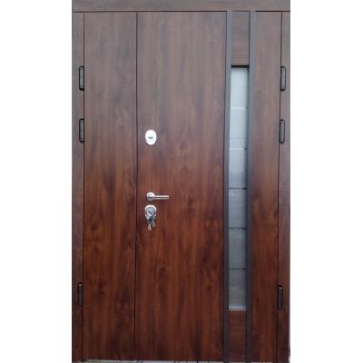 Двери полуторные Авеню улица