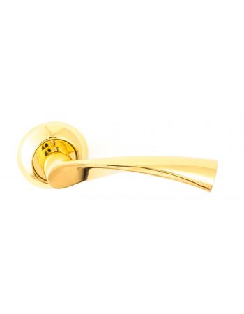 Дверная ручка Safita A119 R47 GP - золото