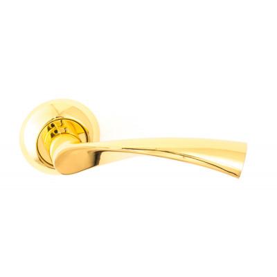 Дверна ручка Safita A119 R47 GP - золото