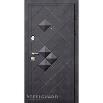 Двери Steelguard серия Maxima Luxor (Квартира)
