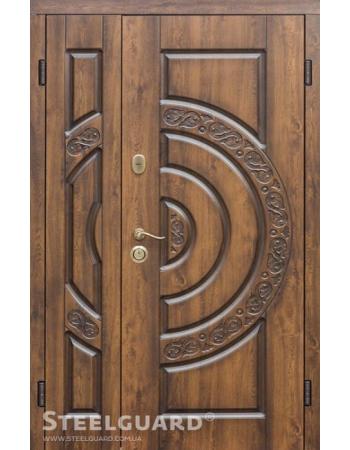 Двері Стілгард Optima big (полуторні)
