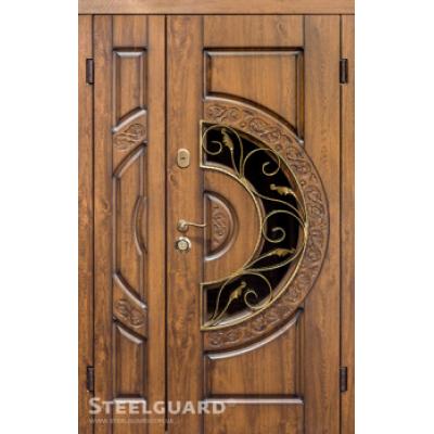 Двері Стілгард OPTIMA BIG GLASS