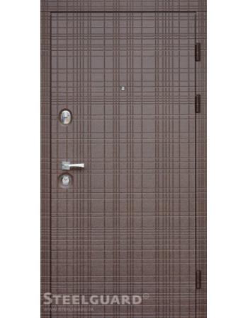 Двери Steelguard Scotch, серия Maxima (Квартира)