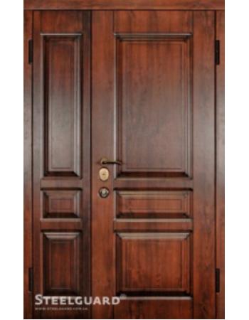 Двері вхідні полуторні Стілгард TERMOSCREEN BIG (LARGO)