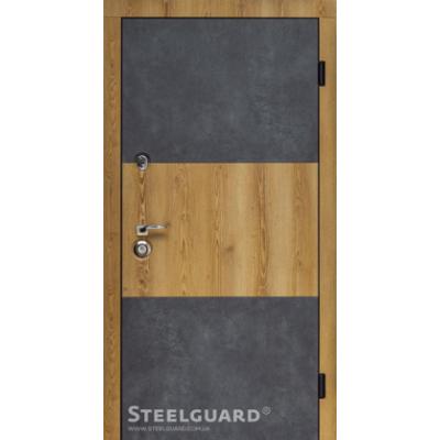 Двері Steelguard Vega, серія Maxima