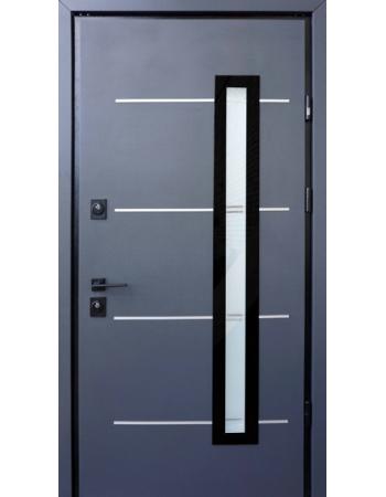 Двери Страж Proof Giada антрацит/vin белый