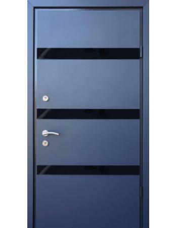Двери Страж PROOF SDW Slim DV Антрацит