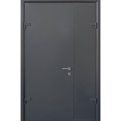 Двері Страж Techno-door 1200 Сірий графіт
