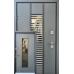 Двері Страж Proof Vespa Twin сірий лісовий