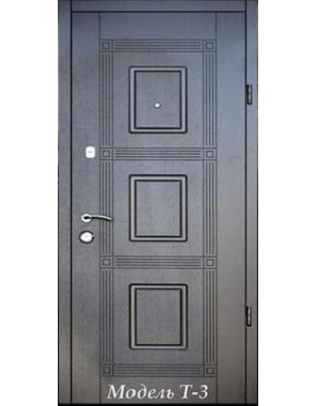 Двери входные Троя Т-3