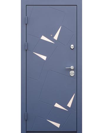Вхідних двері Алькор Метал/МДФ