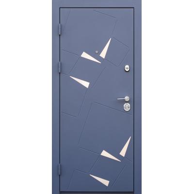 Входные двери Алькор Металл/МДФ