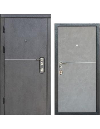 Двері вхідні Горизонт бетон Еліт