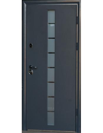 Двері Very dveri Грей-Глас серія коттедж