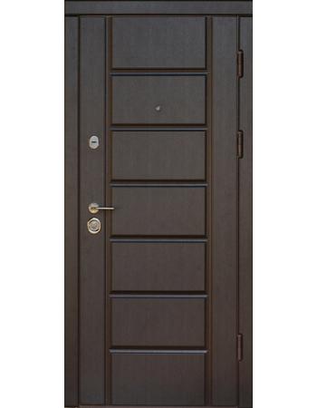 Двери входные Very Dveri Канзас VIP+ венге южное