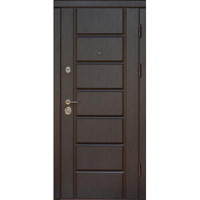 Двері вхідні Very Dveri Канзас VIP + венге південне