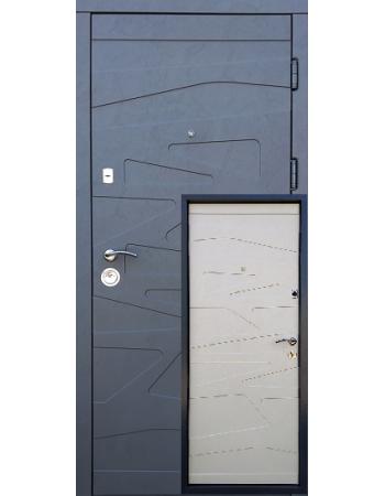 Двері вхідні Маренго серія Лайт