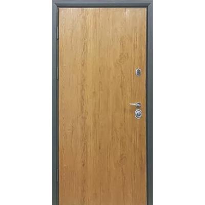 Двери Very dveri Сруб коричневый, серия коттедж