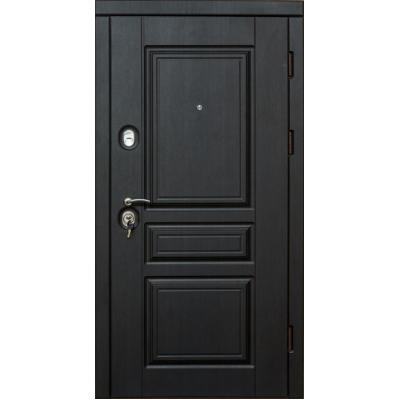 Двери Прайм венге южное / белое дерево Элит