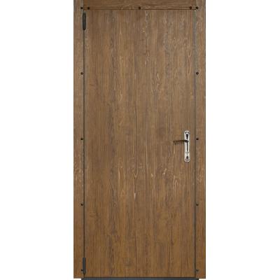 Двері вхідні Техно-дуб Вулиця