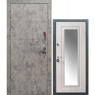 Вхідні двері Very Dveri Аліса модель з дзеркалом (серія VIP)